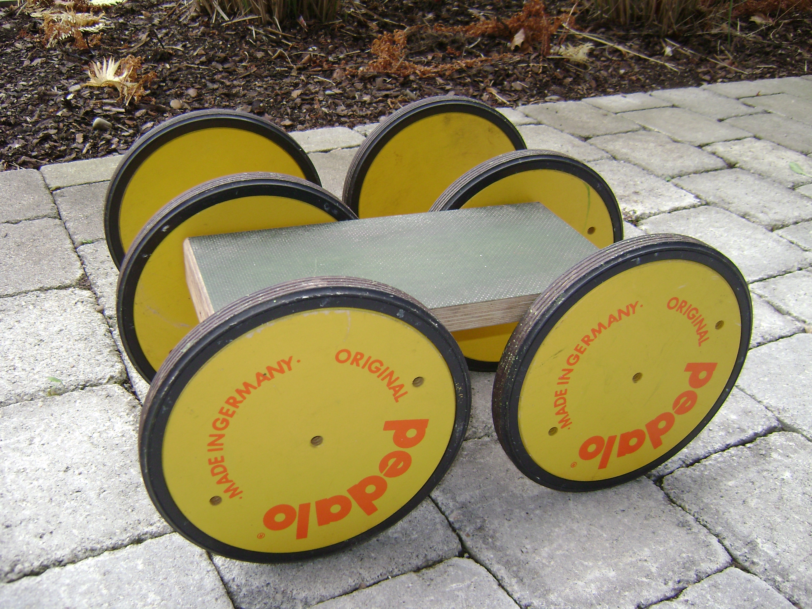 pedalos